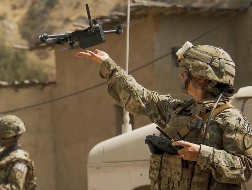 Programme SRR: les Etats-Unis poursuivent avec Skydio pour leurs drones de reconnaissance