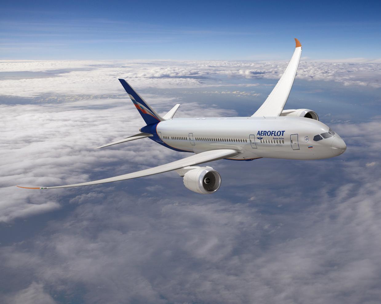 Aeroflot cherche toujours un repreneur pour ses 22 Boeing 787