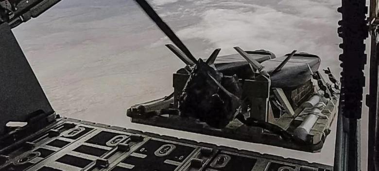 Forces Spéciales: Des C-130 bombardiers