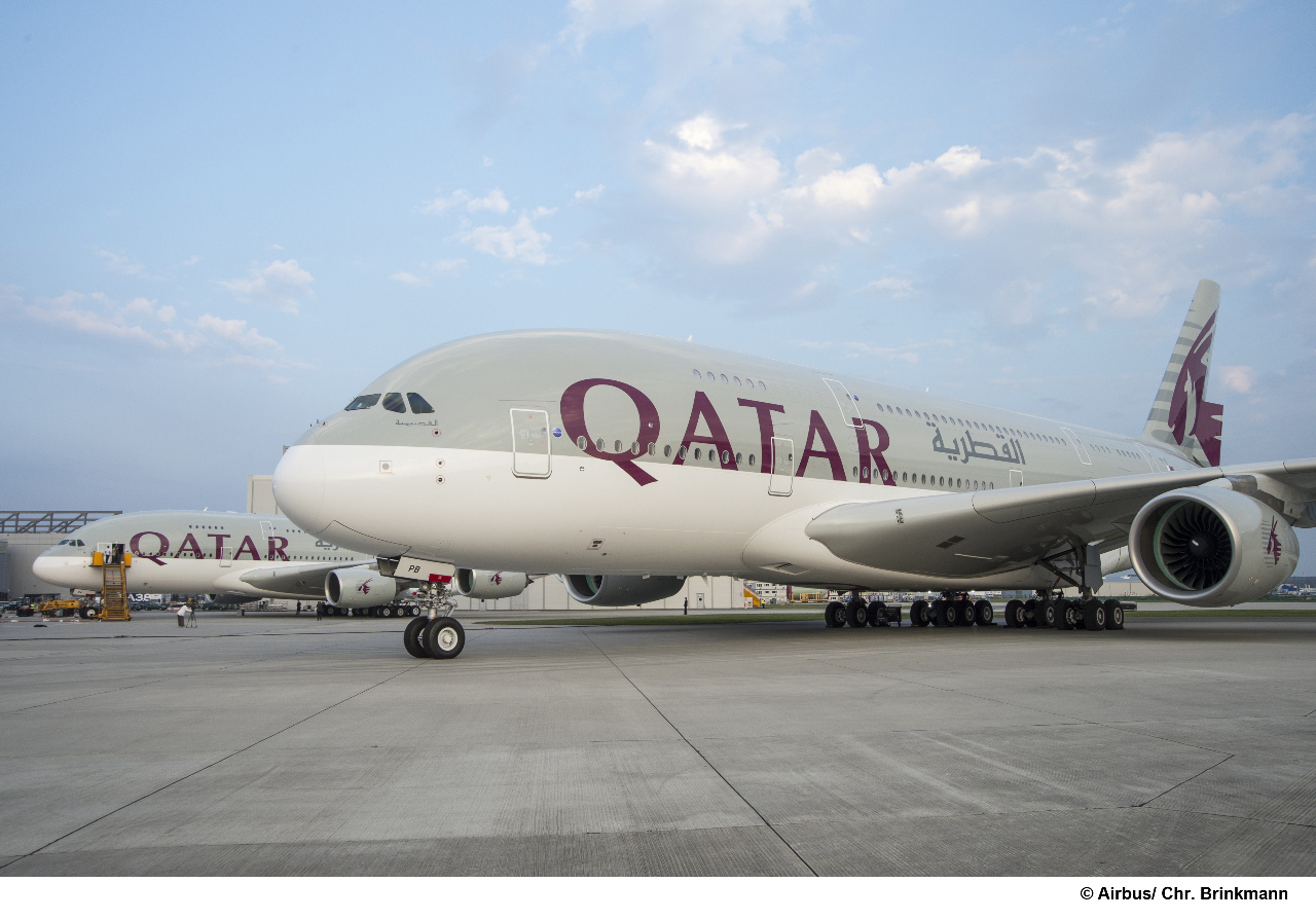 Qatar Airways monte au capital d'IAG