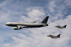 Un marathon pour l'armée de l'air
