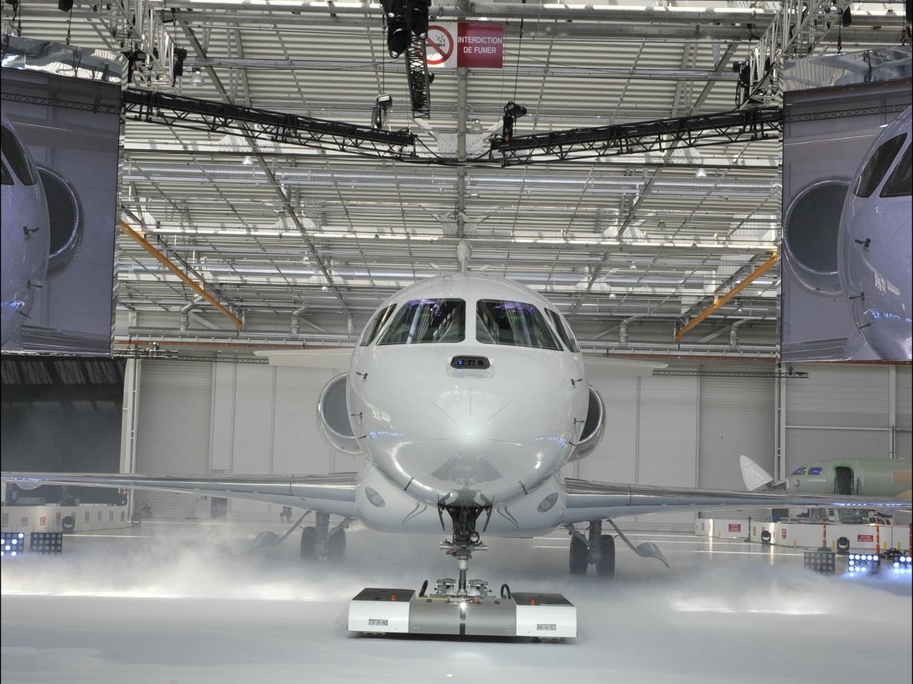 Année 2016 contrastée pour Dassault Aviation