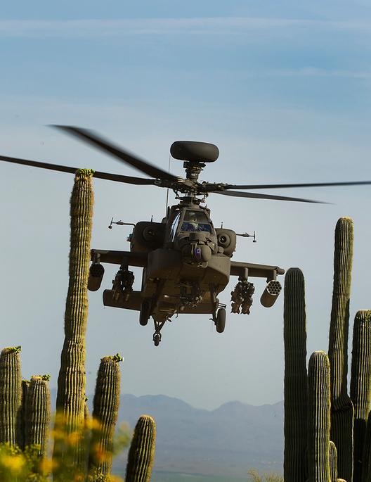 Koweit: vers l'acquisition d'hélicoptères Apache