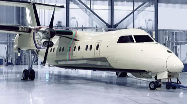 UTC va tester un système de propulsion hybride électrique sur un Dash 8
