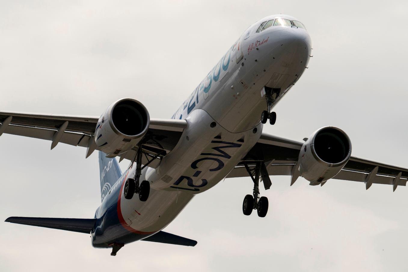 Irkut starts second stage of MC-21 flight tests