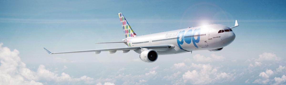 De l'Airbus A330-300 pour la low cost Flypop