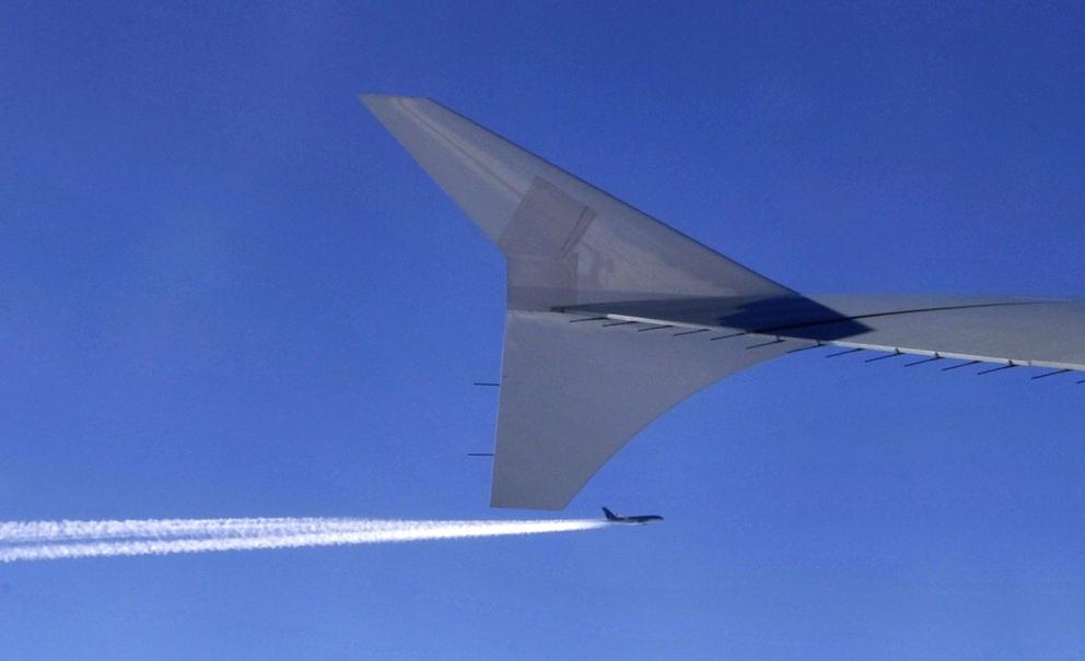 Le transport aérien n'a jamais été aussi sûr