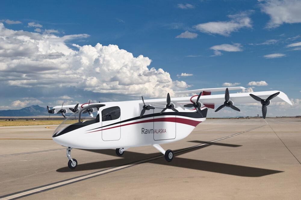 Alaska Airlines s'engage sur 50 Airflow eSTOL