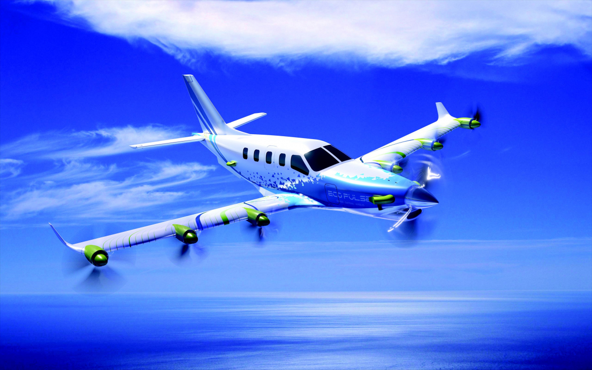 Avion décarboné : Aerospace Valley lance MAELE