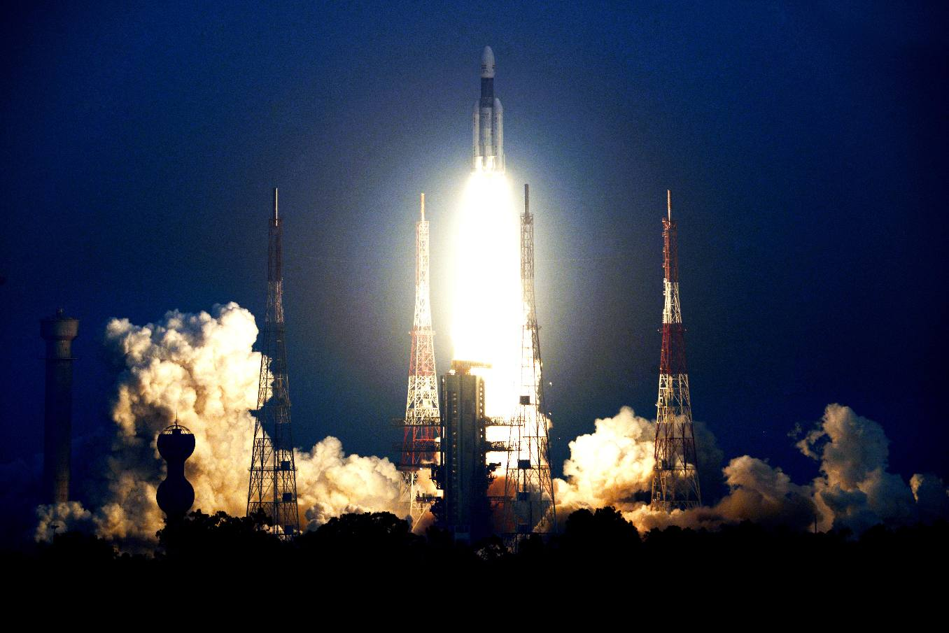 Launch success for India's GSLV Mk III