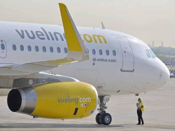 Vueling va lancer des vols intérieurs en France en octobre