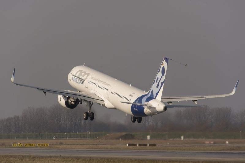 Air Algérie prendrait aussi de l'Airbus A321