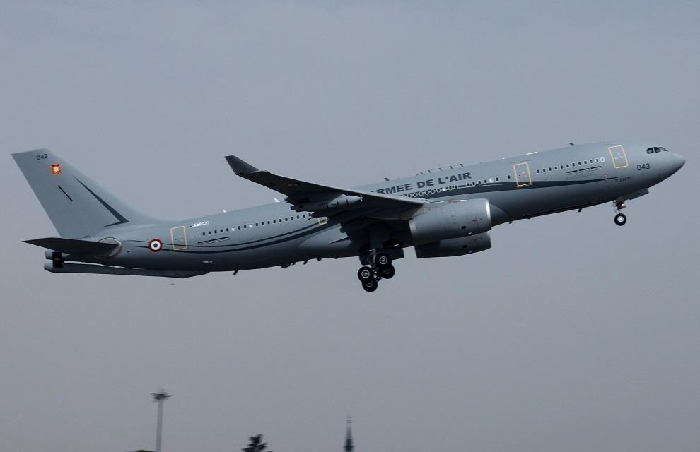 Trois A330 supplémentaires pour l'Armée de l'air