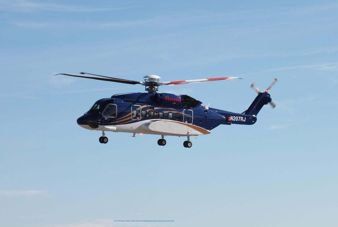 Sikorsky va livrer deux S-92 en Australie