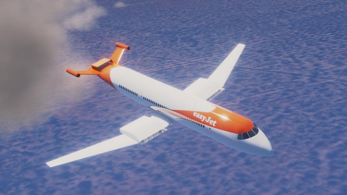 Wright Electric lance le développement d'un moteur pour un avion électrique de 186 places