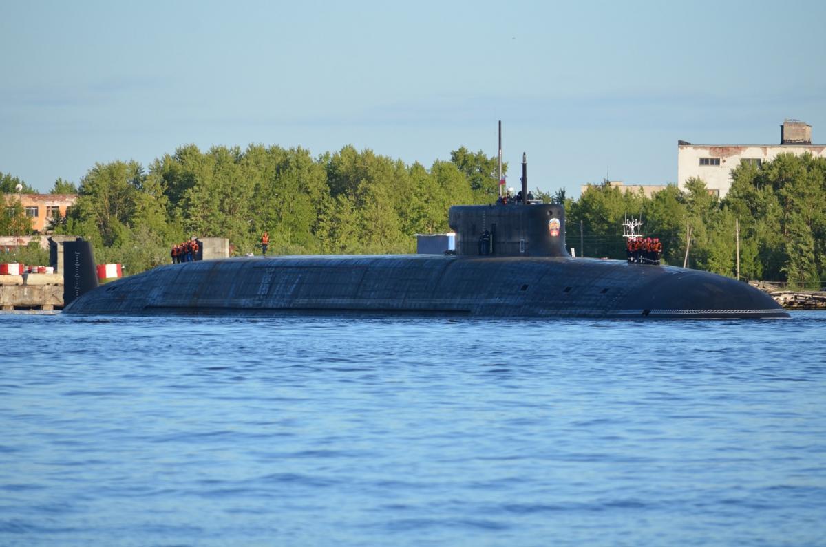 Russie: Deux nouveaux sous-marins nucléaires à la mer