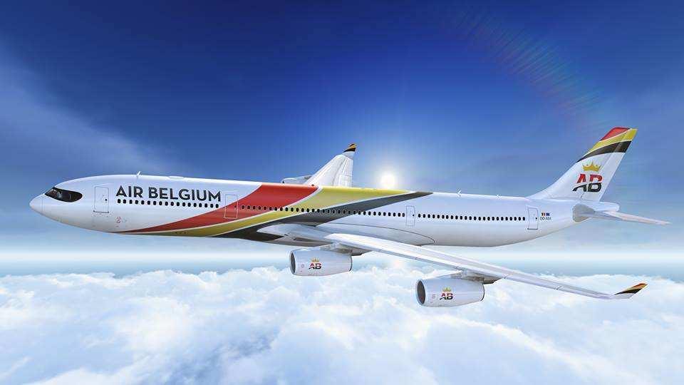 Air Belgium prend son envol