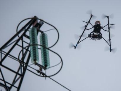Les drones d'Air Marine pour réduire les risques d'inondation