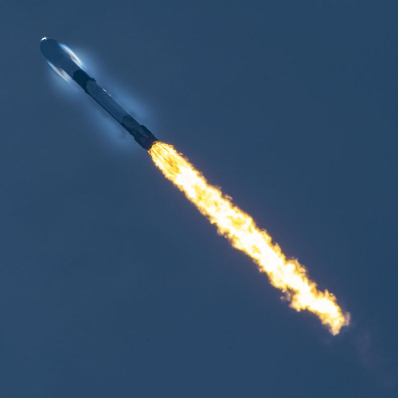 Sixième mission de sécurité nationale pour SpaceX
