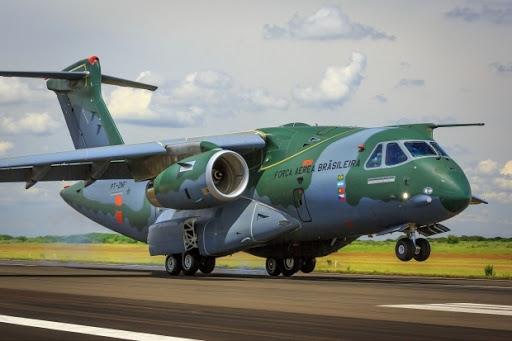 Cure d'amaigrissement pour les C-390 Brésiliens