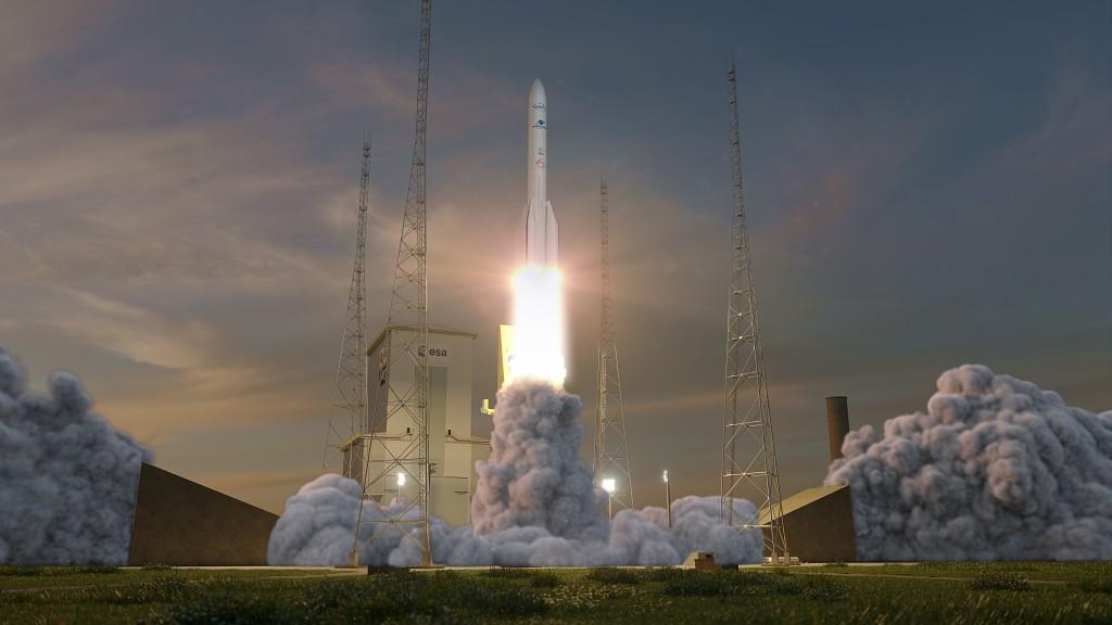 Ariane 6 face au Covid-19