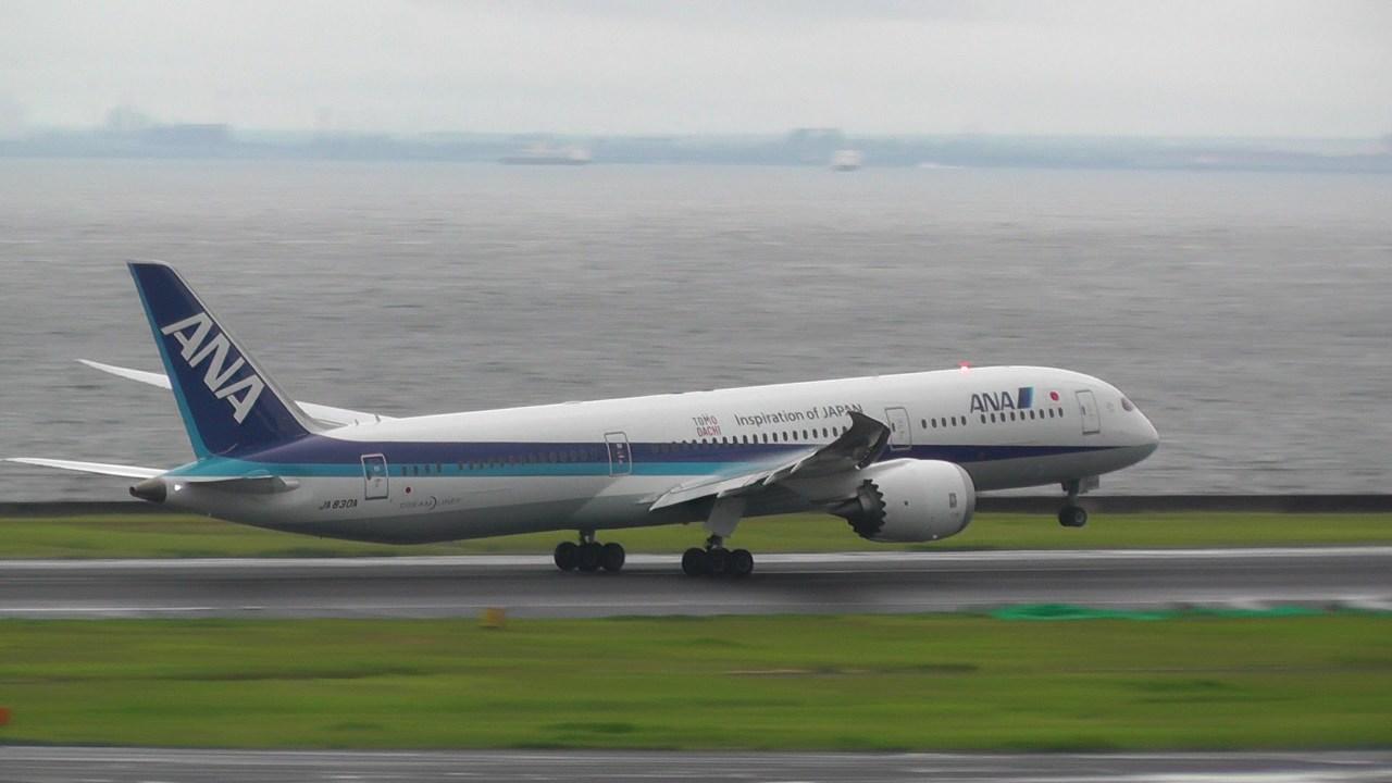 ANA dévoile en vidéo son nouveau Boeing 787-9 Dreamliner.