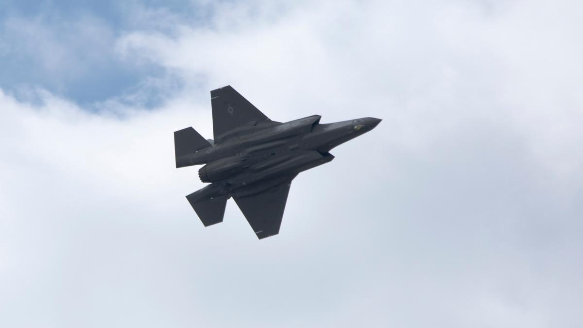 Pologne: le choix du F-35