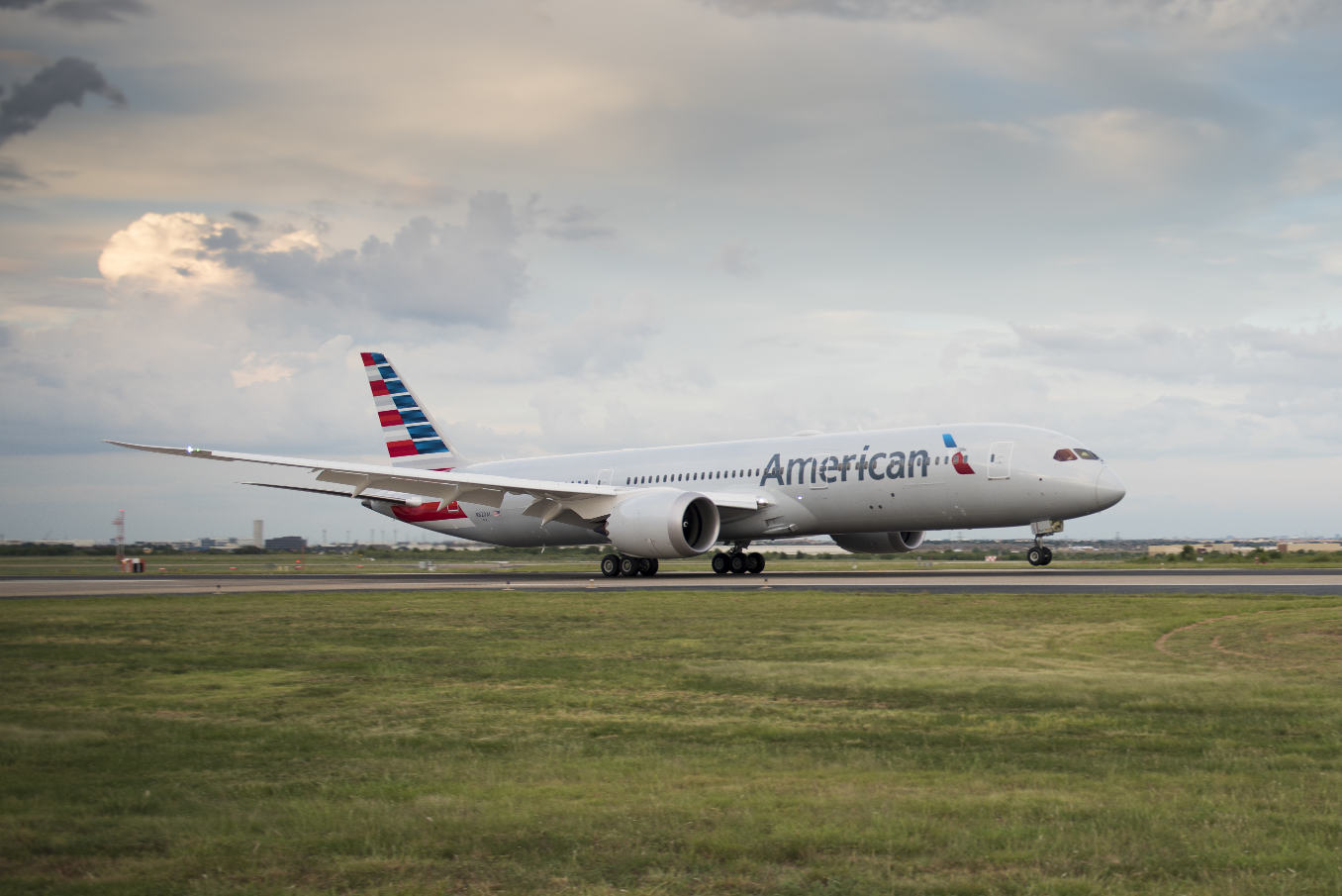 American Airlines positionne le Boeing 787-9 sur Paris-Dallas
