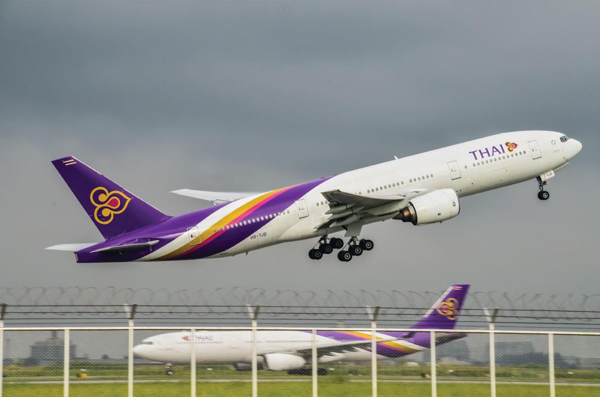 Thai Airways ne conservera que ses Airbus A350, Boeing 787 et 777-300ER