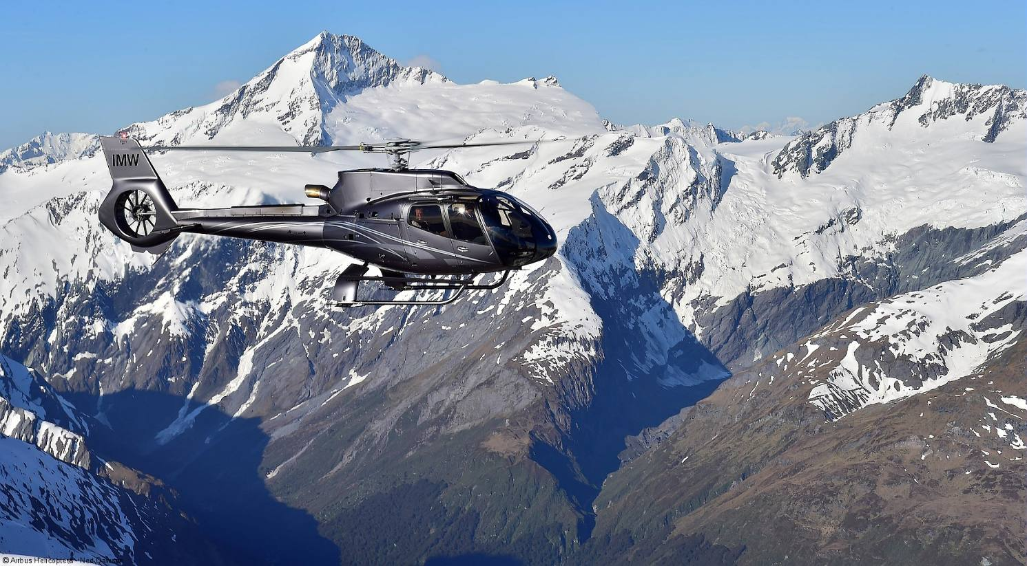 700ème H130 pour Airbus Helicopters
