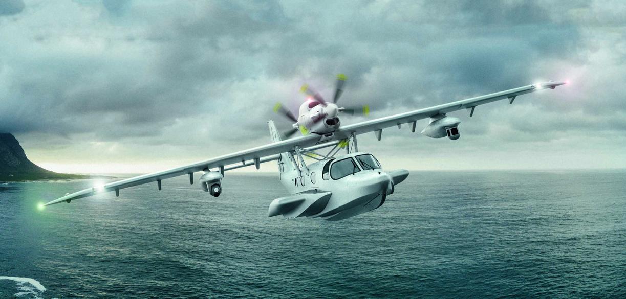 Dornier Seawings lance l'hydravion amphibie Orca