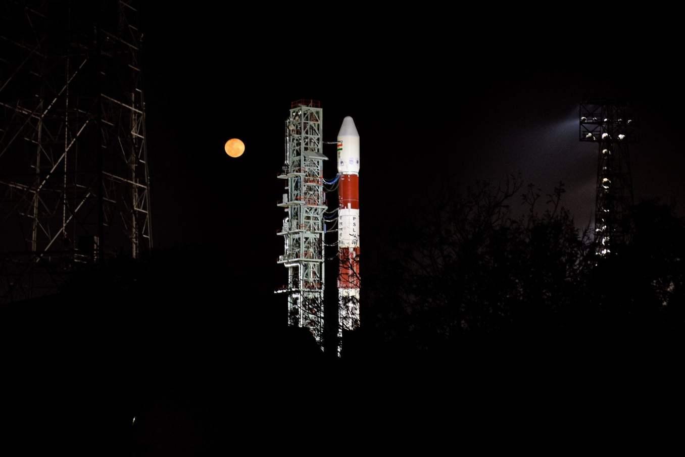 Une nouvelle version du lanceur léger indien