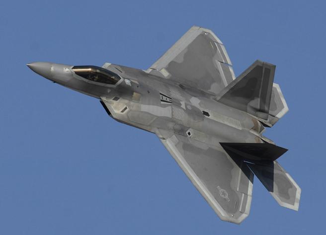 Les F-22 portés au standard 3.2B à partir de 2019