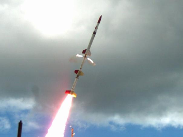 Hifire atteint Mach 7,5