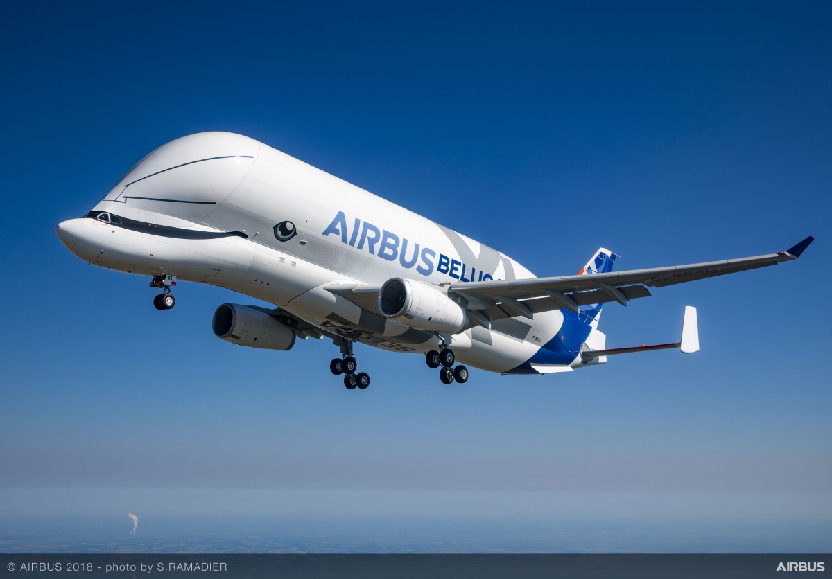 Le Rolls Royce Trent 700 certifié pour le nouvel Airbus BelugaXL