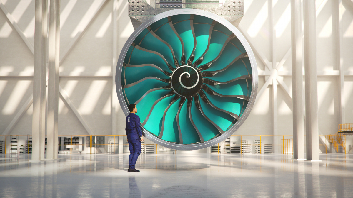Rolls-Royce débute la construction de son premier UltraFan