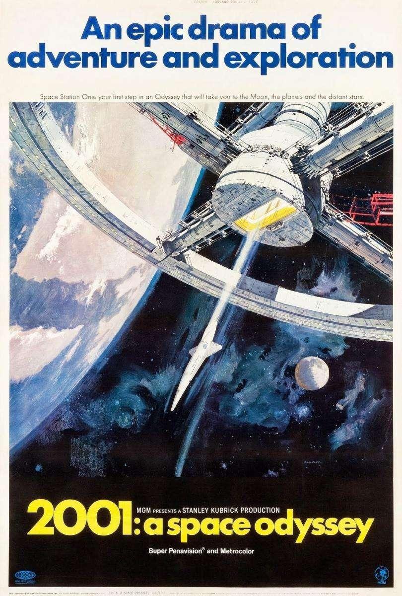« 2001 : L'Odyssée de l'Espace» a 50 ans