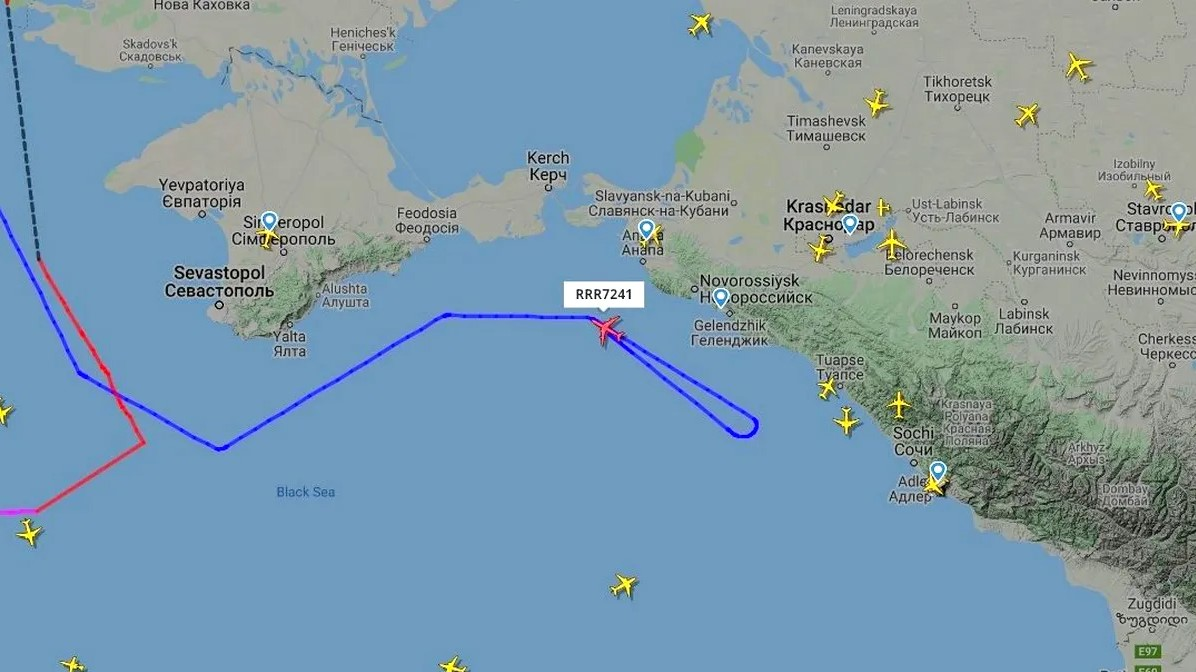 Renseignement: Multiplication des missions aériennes vers la Russie