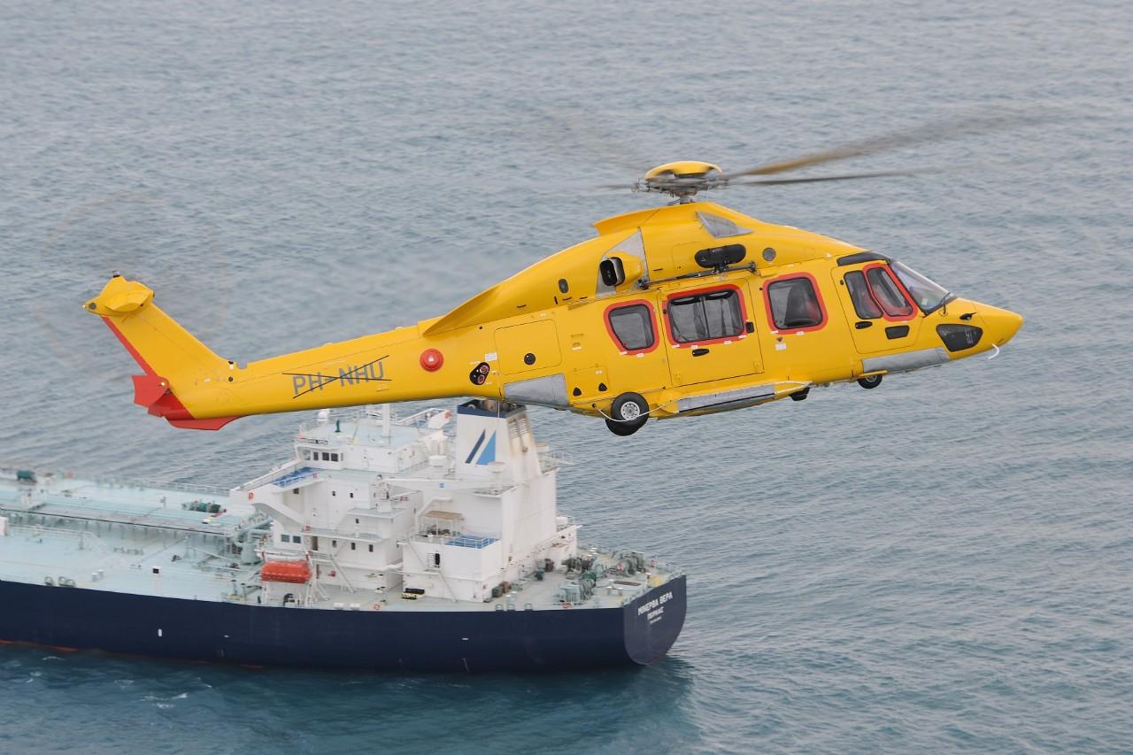 Airbus Helicopters s'est maintenu sur le marché civil en 2015