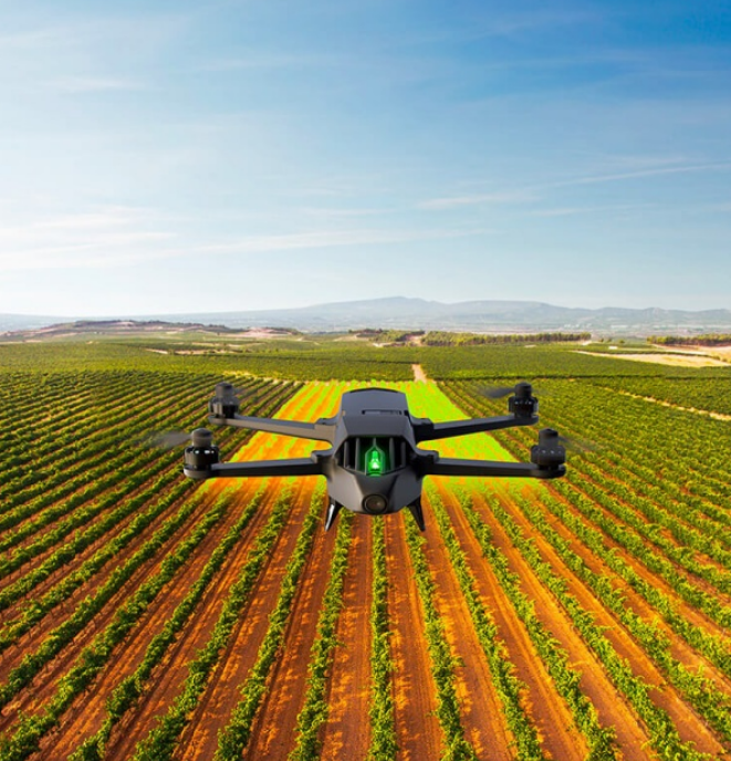 Parrot dédie un drone à l'agriculture