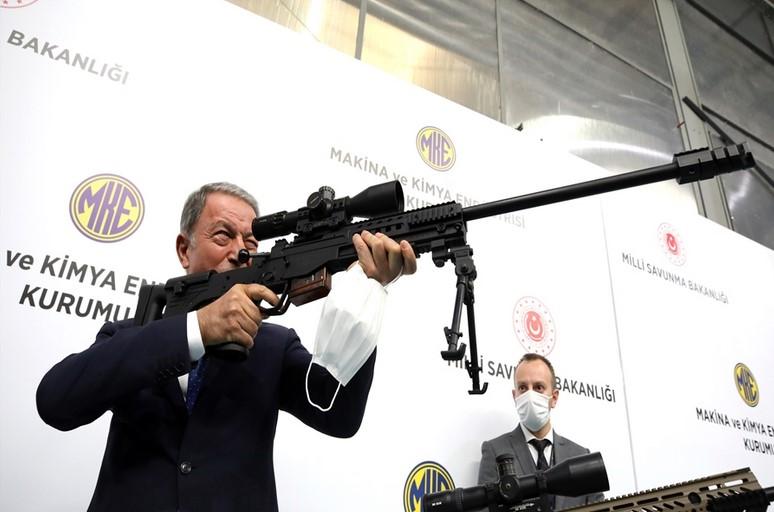 Turquie: Les dessous du projet de souveraineté en matiére de munitions