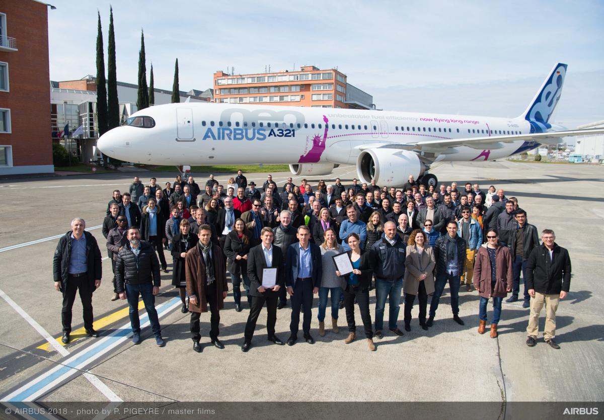Airbus A321LR/XLR : SpiceJet n'exclut pas d'en acheter