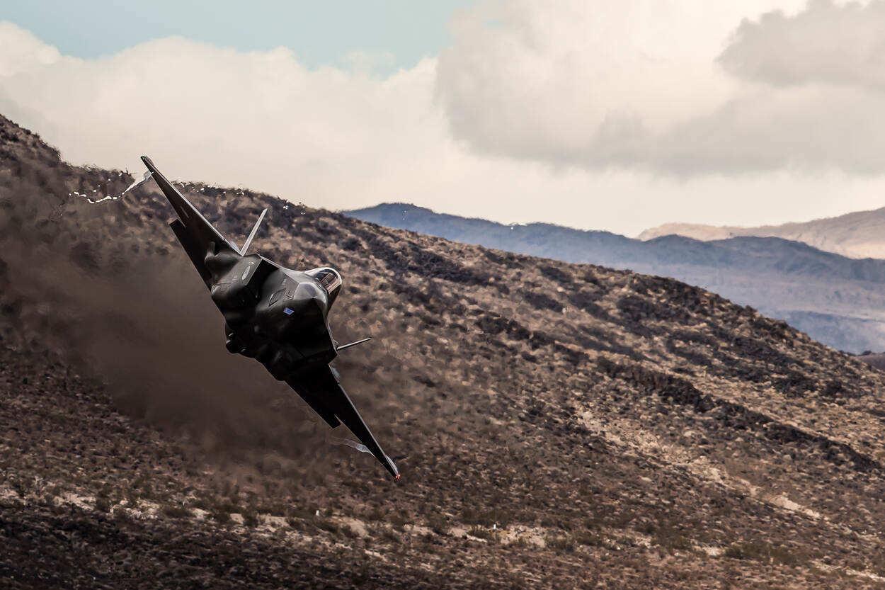 Plus de F-35 pour les Pays-Bas