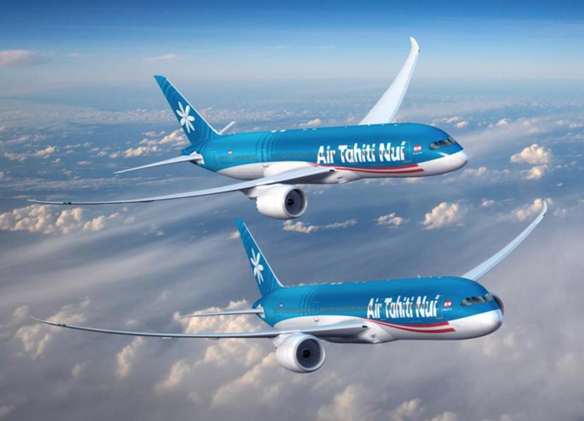 Boeing 787: Air Tahiti Nui emboîte le pas à Air Austral