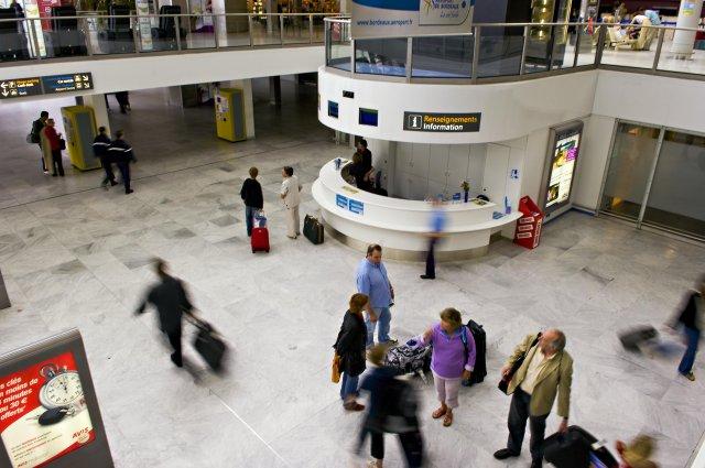 L'aéroport de Bordeaux frôle les 6 millions de passagers