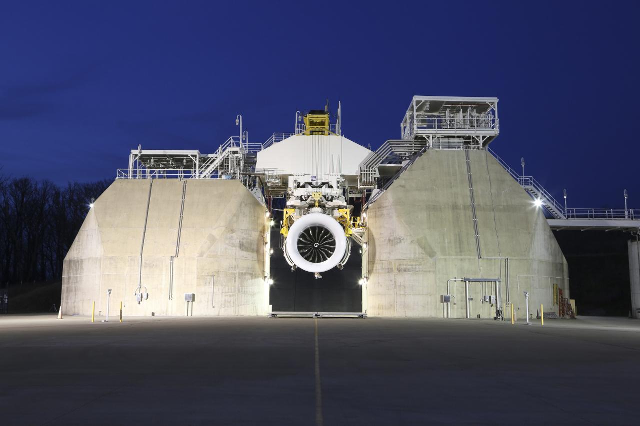 Le GE9X va passer sous peu aux essais temps froid