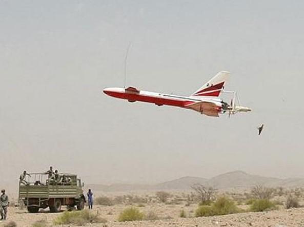Irak : Attaque d'un drone suicide sur une base américaine