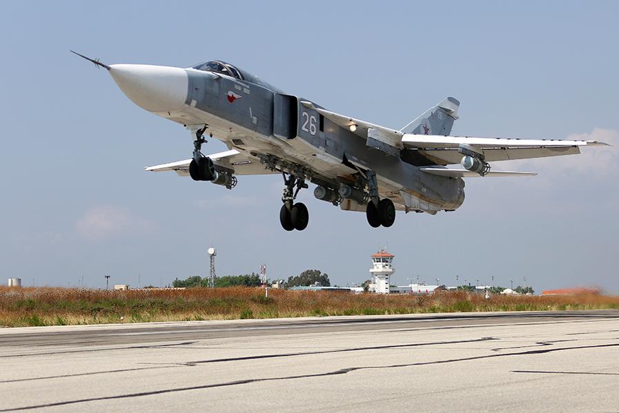 La Russie réaffirme son soutien aux forces de Bachar al-Assad