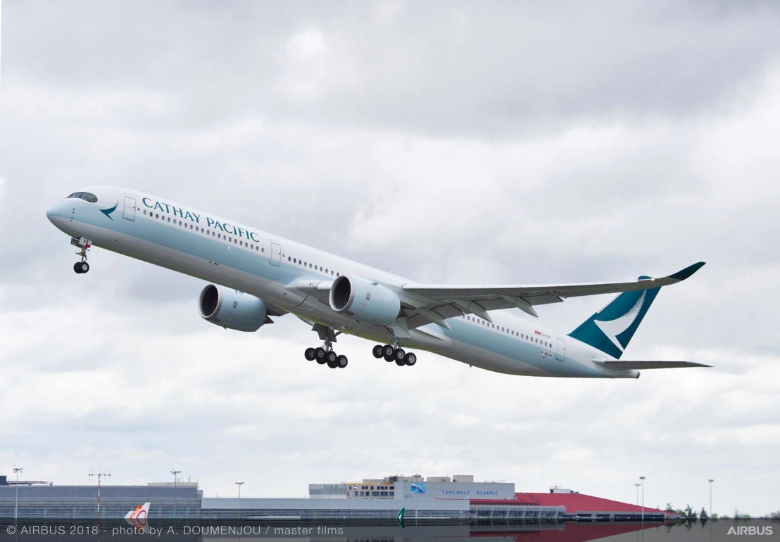 Cathay Pacific pursues carbon neutral growth