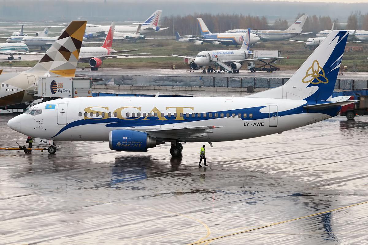 SCAT Airlines veut encore 20 Boeing d'ici 2030